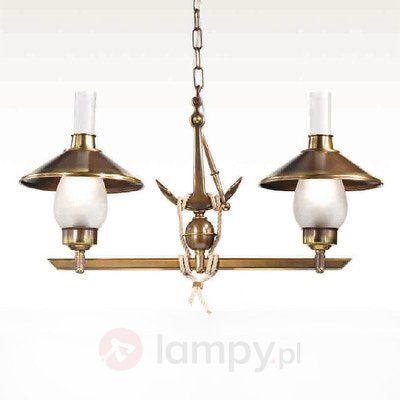 2-punktowa lampa wisząca Grecale 2008129X