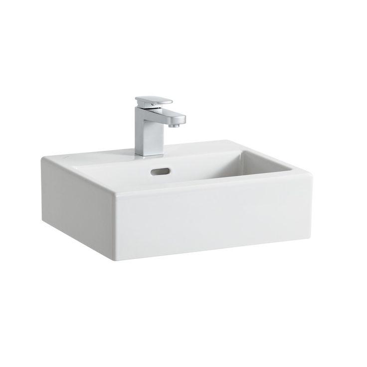 Small washbasin, undersurface ground   LAUFEN Bathrooms