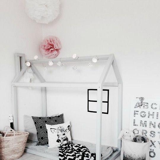 Inspiración para la habitación infantil: casitas : Llegaron para quedarse, la moda de las casitas hace tiempo que nos apasiona y nos inspira y lejos de perder importancia su presencia se hace cada vez mayor