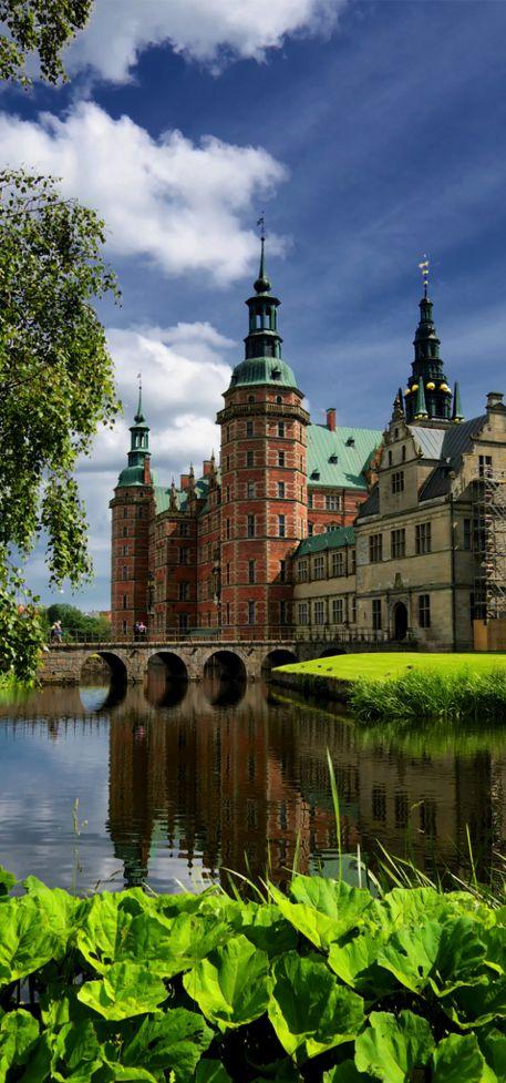 Frederiksborg Castle, Denmark.