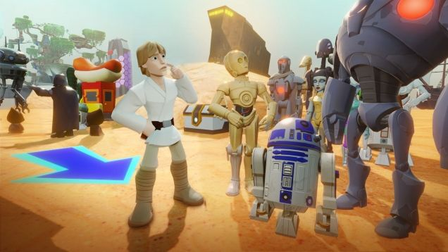 Disney Infinity 3.0 Xbox Achievements Revealed