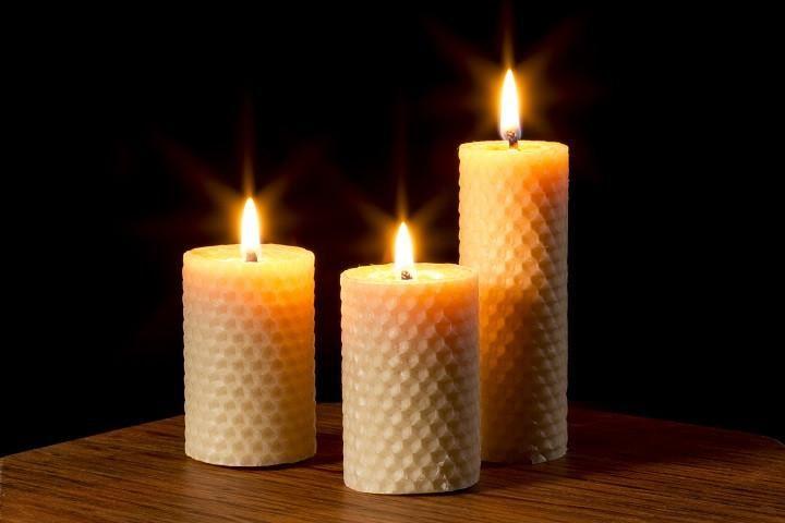 Todo de VELAS de CERA de ABEJA | Significado de las velas