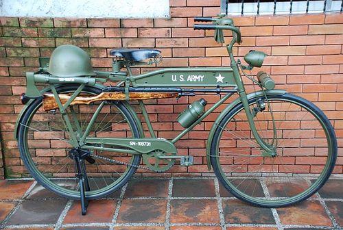 U.S. ARMY Bike