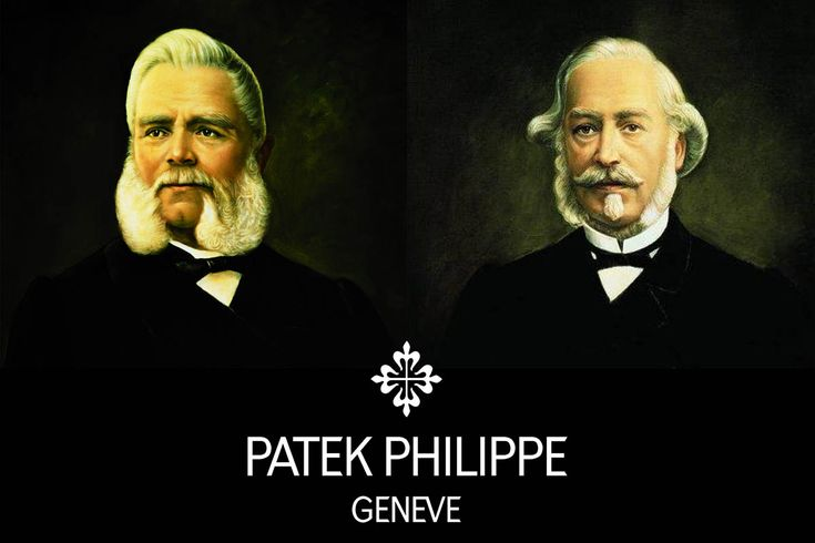Patek Philippe - Antoine Norbert de Patek and Jean-Adrien Philippe - watch brands