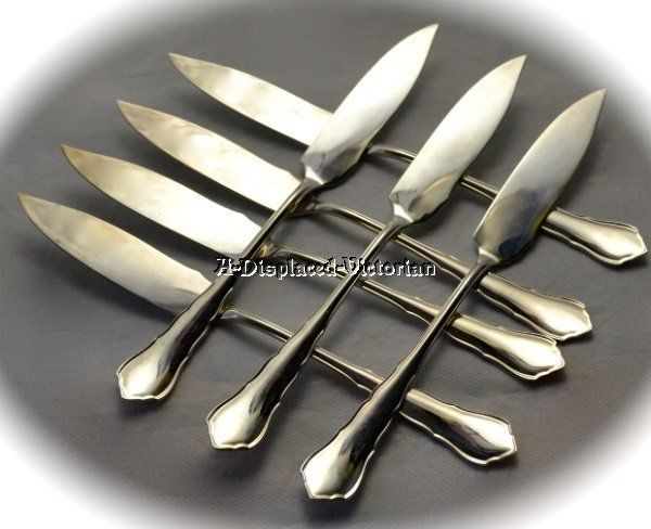 """56 PIECES OF WMF WURTEMBERG 90 SILVER FLATWARE """"CHIPPENDALE"""" PATTERN"""