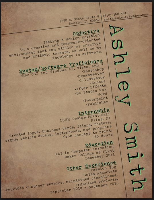 61 best Resume Ideas images on Pinterest - ucr resume builder