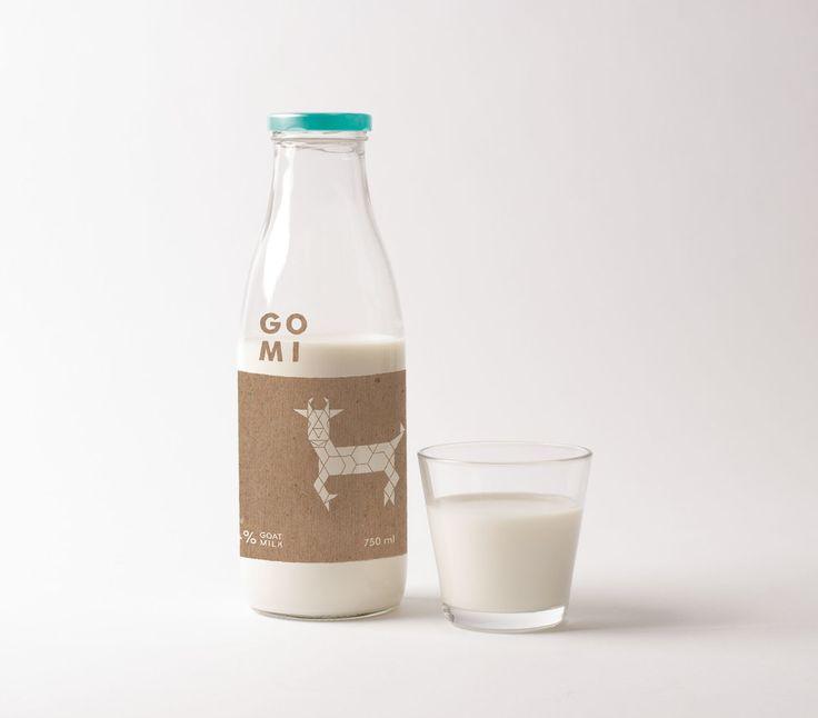 Branding - Goat Milk
