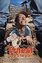 Ernest Goes to Jail (1990) - #123movies, #HDmovie, #topmovie, #fullmovie, #hdvix, #movie720pMovie Ernest Goes to Jail (1990) Bumbling Ernest P. Worrell is assigned to jury duty, where a crooked lawyer notices a resemblance with crime boss Mr. Nash, and arranges a switch. Nash assumes Ernest'