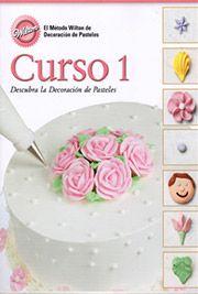 Curso de decoración de pasteles. 1
