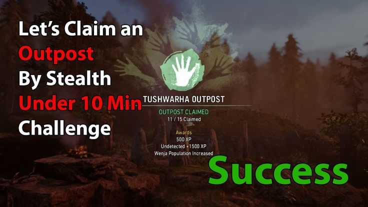 Lets Claim An Outpost By Stealth Under 10 Min Challenge