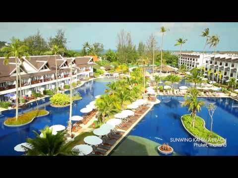 Sunwing Kamala Beach, Phuket Resort and Phuket Hotel in Thailand.