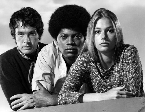 The Mod Squad, featuring Michael Cole, Clarence Williams III and Peggy  Lipton, played a significant role in the entertainment scene in Ghana.
