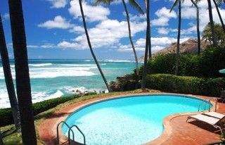 Diamondhead Oceanfront Villa 4/4.5 w/ pool/call for avail.....