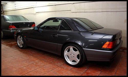 MERCEDES-BENZ R129 500SL