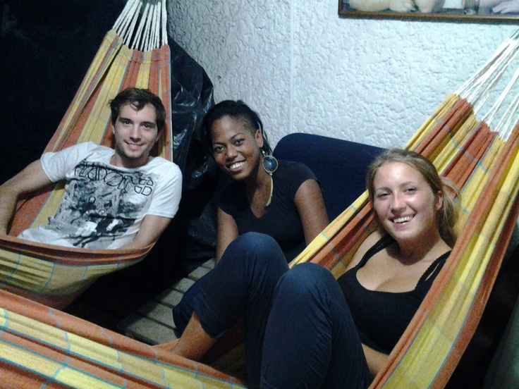 Palm Tree Hostel Medellin Colombia, backpackers Hostels Medellin