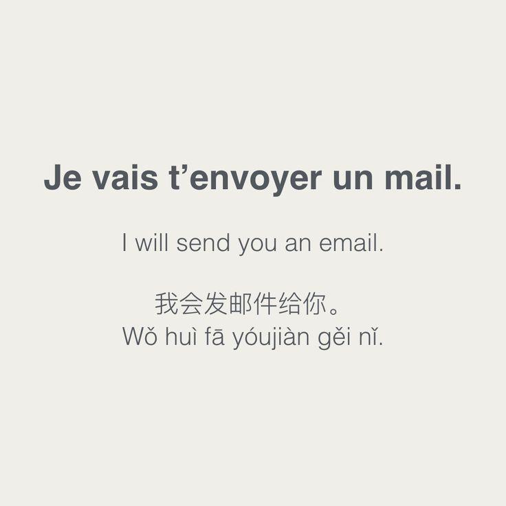Un mail Un email Un e-mail Un message électronique Un mél Un courrier électronique Un courriel