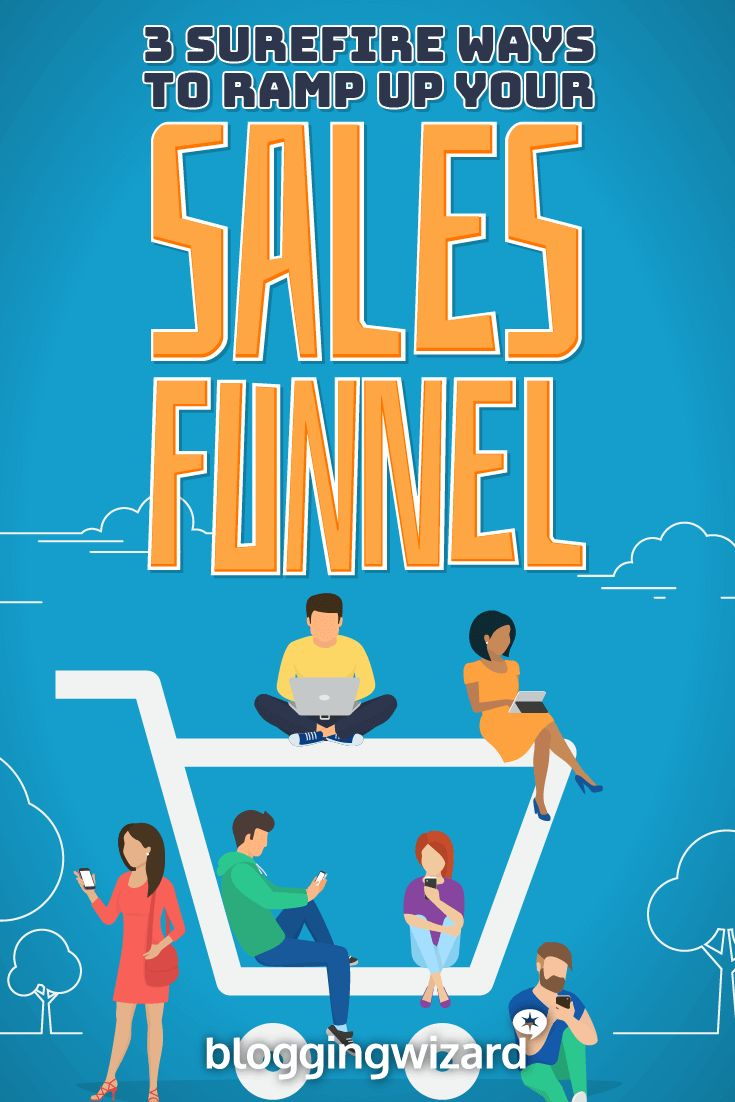 3 Surefire Ways To Fill Your Sales Funnel With Potential Buyers via @adamjc