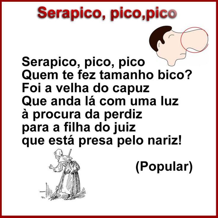 Serapico,pico,pico