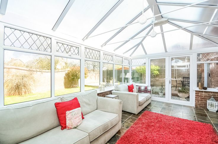 Lovely large conservatory #professional #photography