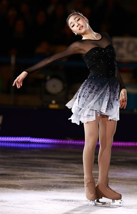 17 Best Images About Kim Yuna 김연아 On Pinterest