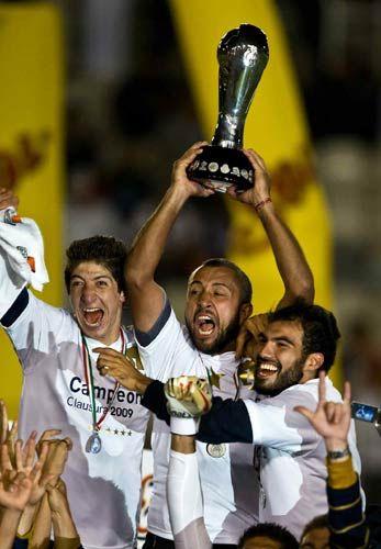 2009 Champions Pumas UNAM