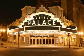 The Palace Theatre in Albany - Like the sign