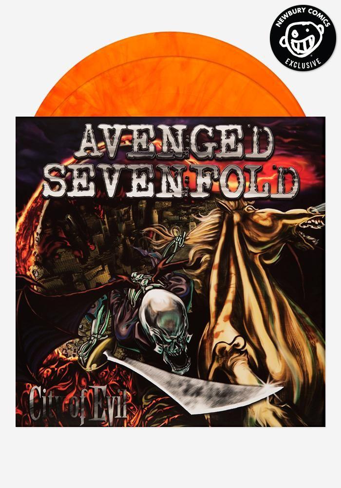 City Of Evil Exclusive LP