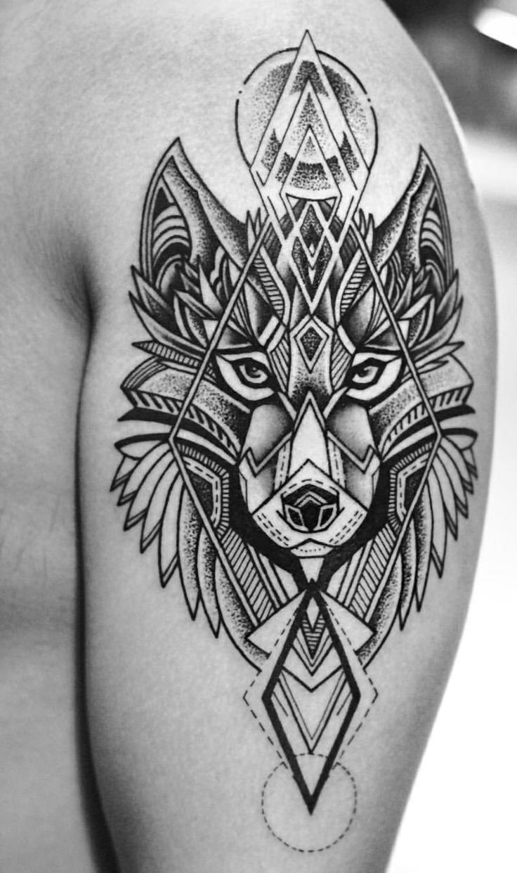 Tattoos for Men – Incredible Geometric Designs for Inspiration