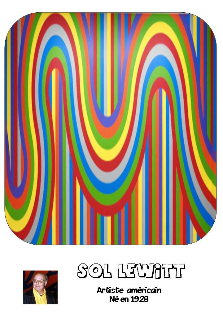 37 best images about peintre sol lewitt on pinterest acrylics art walls and art sculptures. Black Bedroom Furniture Sets. Home Design Ideas