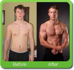 Yes, you can do it too... Get astonishing results with Herbalife!