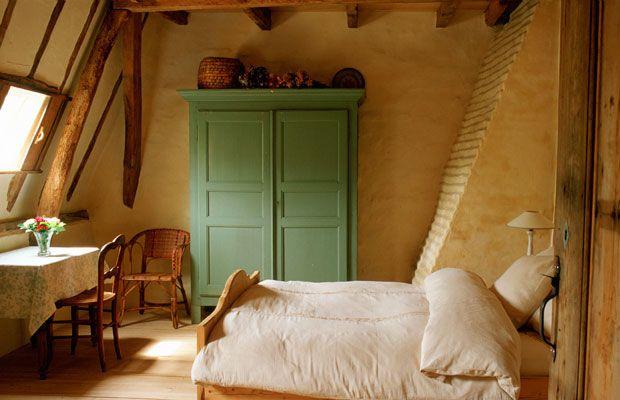 Arredamento in stile country e rustico - Living