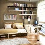 model kamar tidur anak minimalis