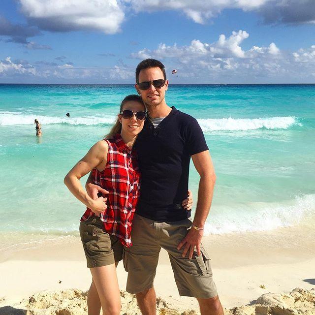 ❤❤❤ . . . #cancun #mexico #love #soulmate #partnersforlife #celebration