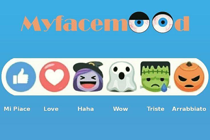 #Facebook & #Halloween: ecco le nuove emoticons con streghe, fantasmi, zucche e Frankenstein!  Leggi tutto qui: