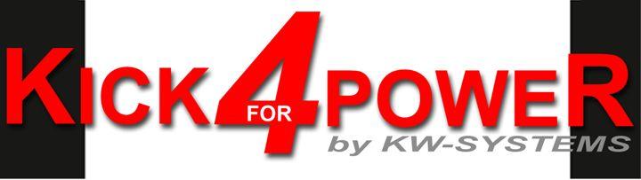 POST AB - nur bei VOLLGAS mit der KW-unit Stufe 2: nur wenn das Gaspedal ganz durchgedrückt wird schaltet sich das Tuning zu! Beispiel: VW 2.0 GTI oder TDI Gaspedal komplett durchdrücken - es galoppieren 30-40 EXTRA - PS los. Die Schaltung ist als Zubehör erhältlich und nicht automatisch bei der KW-unit Stufe 2 im Lieferumfang. #kick4power