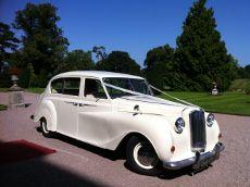 Classic Wedding Cars - West1 Executive