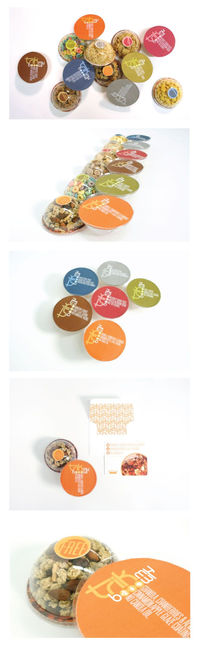 Cereal packaging graphic design by Teresa Cunningham I want some cereal now packaging and I don't even like cereal PD