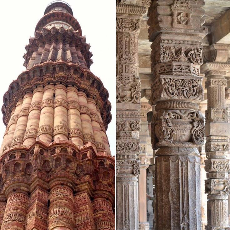 Beautiful ornaments at the Iron pillar temple, Qutb Minar, Delhi! This is the start to our trip in India ��������❤#india #india_gram #ironpillar #temple #temples #delhi #pictureoftheday #traveldiary #travelingram #travels #travelingram #travelblogger #travelersnotebook #travelphotography #travelersnotebook #traveldiary #traveltheworld #traveladdict #traveltips #travelers#traveler http://tipsrazzi.com/ipost/1502559667967853396/?code=BTaKg6fDYNU