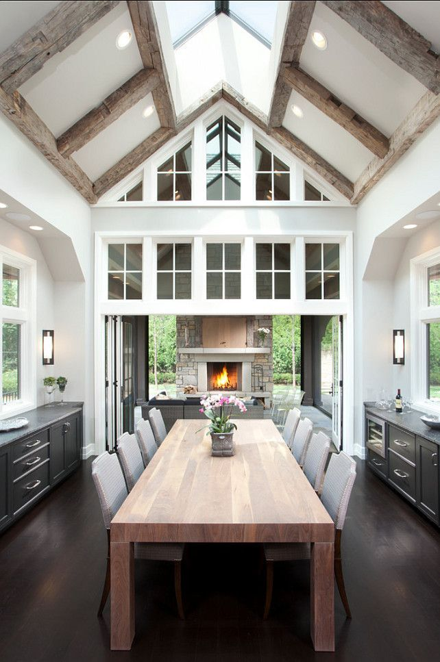 25+ best ideas about Transitional dining rooms on Pinterest ...