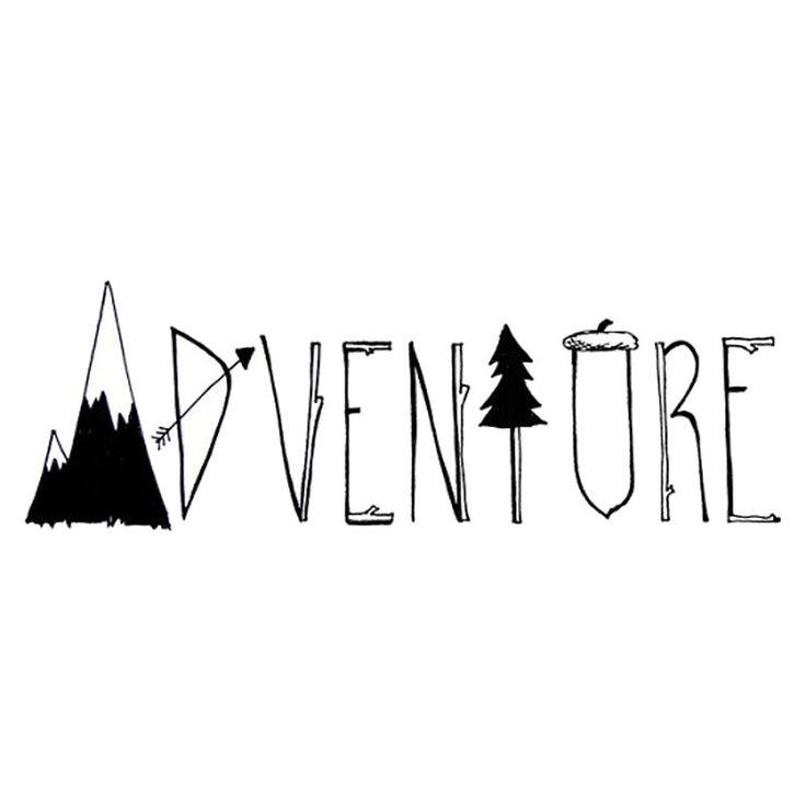 Adventure | Sticker