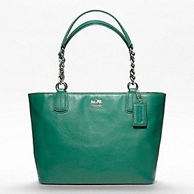 The Coach Madison Leather Tote: Handbags Cheap, Coach Handbags, Coach Bags, Clothes Handbags, Collection Handbags, Leather Totes, Coach Madison, Madison Leather, Coaches