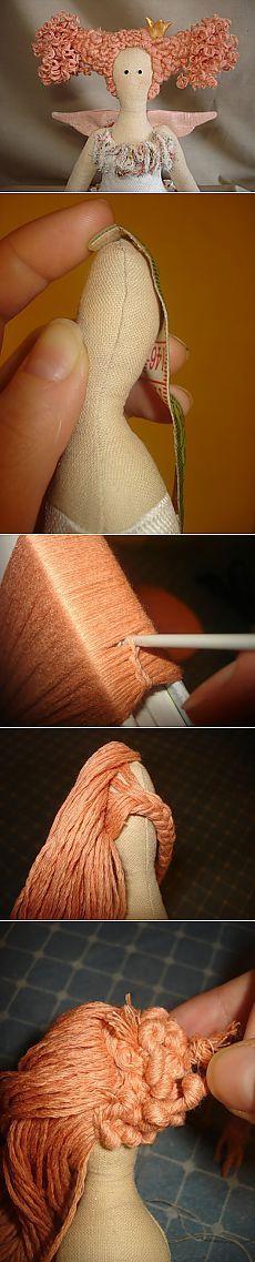 Peinado Princesa -tilde - Masters Feria - hecho a mano, hecho a mano