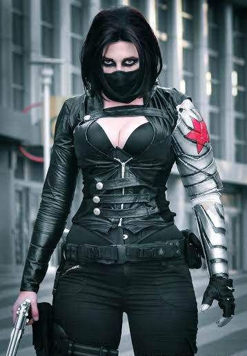 Winter Soldier by Callie Cosplay