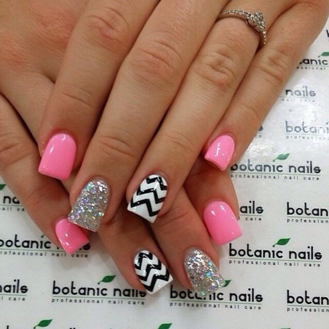 Mejores 52 imágenes de Nails en Pinterest | Uñas bonitas, Uñas de ...