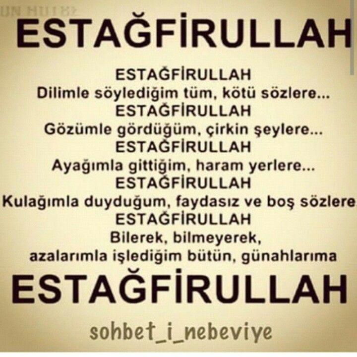 Estağfurullah