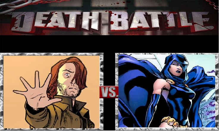 Matthew Malloy vs Raven (DC) - Death Battle Fanon Wiki - Wikia