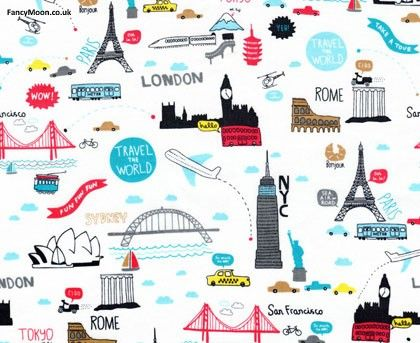 48 best classroom travel theme images on pinterest for Train themed fabric