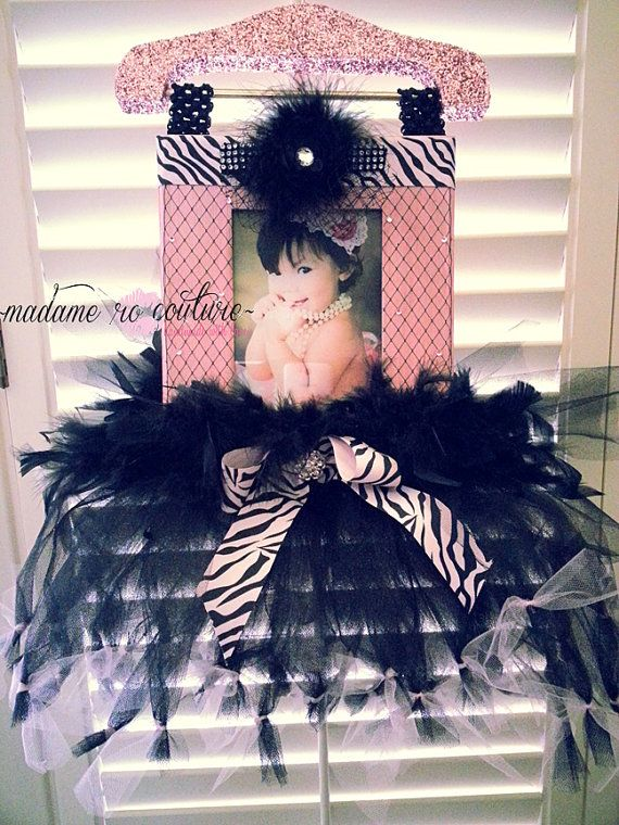 Wearable Tutu Frame Style 1 Photo props toddler by MadameRoCouture, $40.00