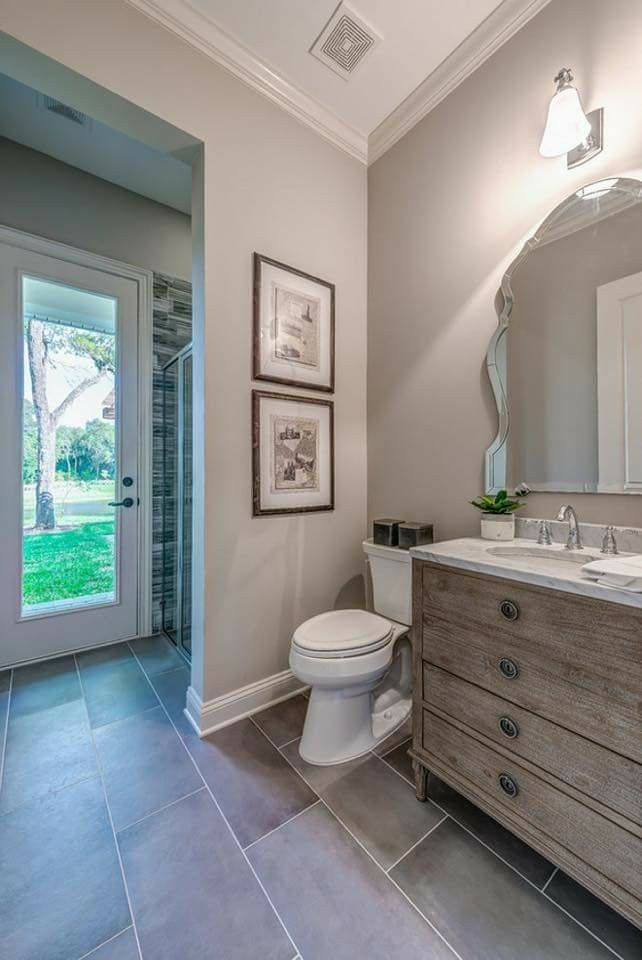 Worldly Gray By Sherwin Williams Paint For Kitchen Walls Painting Bathroom Bathroom Colors