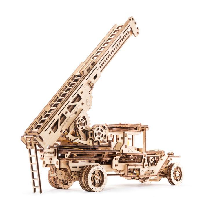 Дополнения к грузовику UGM-11